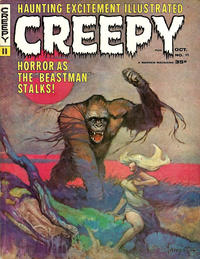Cover Thumbnail for Creepy (Warren, 1964 series) #11