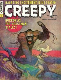 Cover Thumbnail for Creepy (Warren, 1964 series) #11