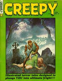 Cover Thumbnail for Creepy (Warren, 1964 series) #13