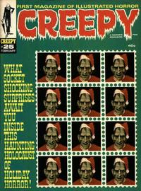 Cover Thumbnail for Creepy (Warren, 1964 series) #25