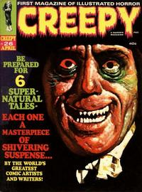 Cover Thumbnail for Creepy (Warren, 1964 series) #26