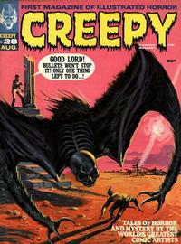 Cover Thumbnail for Creepy (Warren, 1964 series) #28