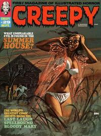 Cover Thumbnail for Creepy (Warren, 1964 series) #29