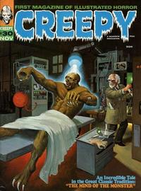 Cover Thumbnail for Creepy (Warren, 1964 series) #30