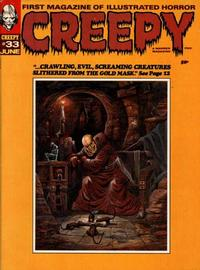 Cover Thumbnail for Creepy (Warren, 1964 series) #33