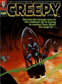 Cover Thumbnail for Creepy (Warren, 1964 series) #34