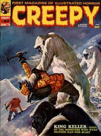 Cover Thumbnail for Creepy (Warren, 1964 series) #37