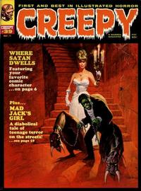 Cover Thumbnail for Creepy (Warren, 1964 series) #39