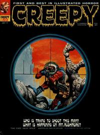 Cover for Creepy (Warren, 1964 series) #40