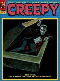 Cover for Creepy (Warren, 1964 series) #47
