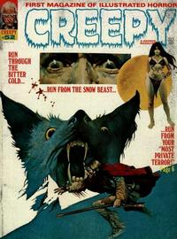 Cover Thumbnail for Creepy (Warren, 1964 series) #52