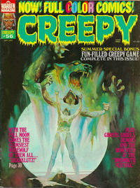 Cover for Creepy (Warren, 1964 series) #56