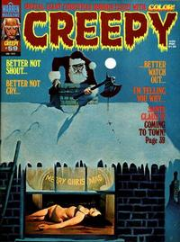 Cover Thumbnail for Creepy (Warren, 1964 series) #59