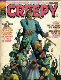 Cover Thumbnail for Creepy (Warren, 1964 series) #63