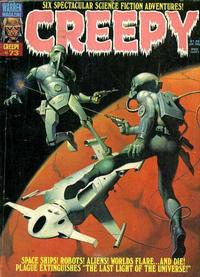 Cover Thumbnail for Creepy (Warren, 1964 series) #73