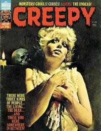 Cover for Creepy (Warren, 1964 series) #79