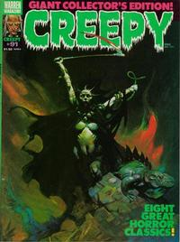 Cover Thumbnail for Creepy (Warren, 1964 series) #91