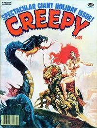 Cover Thumbnail for Creepy (Warren, 1964 series) #105