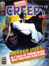 Cover Thumbnail for Creepy (Warren, 1964 series) #112