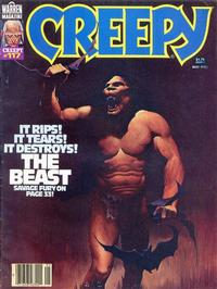 Cover Thumbnail for Creepy (Warren, 1964 series) #117