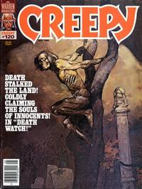 Cover Thumbnail for Creepy (Warren, 1964 series) #120