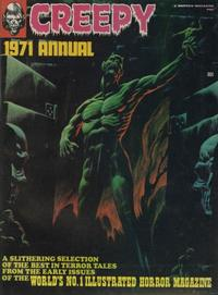 Cover Thumbnail for Creepy Annual (Warren, 1971 series) #1971