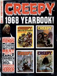 Cover Thumbnail for Creepy Yearbook (Warren, 1968 series) #1968