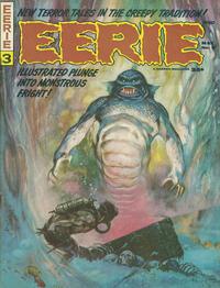 Cover Thumbnail for Eerie (Warren, 1966 series) #3