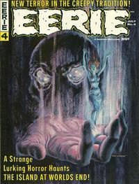 Cover Thumbnail for Eerie (Warren, 1966 series) #4