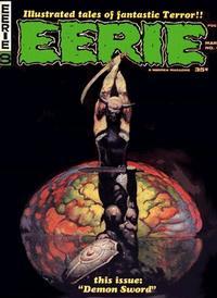 Cover for Eerie (Warren, 1966 series) #8