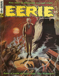 Cover Thumbnail for Eerie (Warren, 1966 series) #9