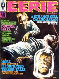 Cover Thumbnail for Eerie (Warren, 1966 series) #16
