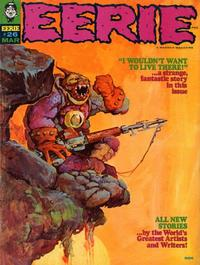 Cover Thumbnail for Eerie (Warren, 1966 series) #26