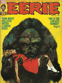 Cover Thumbnail for Eerie (Warren, 1966 series) #49
