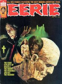 Cover Thumbnail for Eerie (Warren, 1966 series) #50