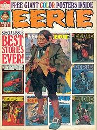 Cover Thumbnail for Eerie (Warren, 1966 series) #51