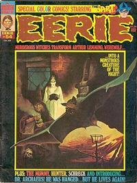 Cover Thumbnail for Eerie (Warren, 1966 series) #54