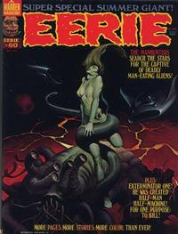 Cover Thumbnail for Eerie (Warren, 1966 series) #60