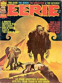 Cover Thumbnail for Eerie (Warren, 1966 series) #62