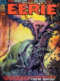 Cover Thumbnail for Eerie (Warren, 1966 series) #77