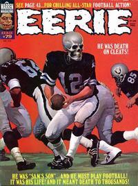 Cover for Eerie (Warren, 1966 series) #79