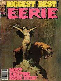 Cover Thumbnail for Eerie (Warren, 1966 series) #87
