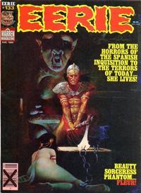 Cover Thumbnail for Eerie (Warren, 1966 series) #133