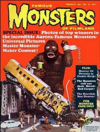 Cover Thumbnail for Famous Monsters of Filmland (Warren, 1958 series) #32