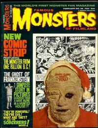 Cover Thumbnail for Famous Monsters of Filmland (Warren, 1958 series) #48