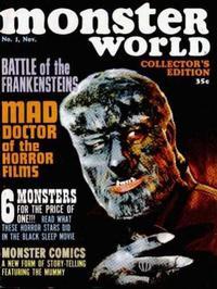 Cover Thumbnail for Monster World (Warren, 1964 series) #1