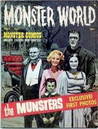 Cover Thumbnail for Monster World (Warren, 1964 series) #2