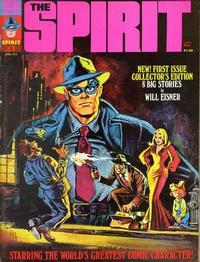 Cover Thumbnail for The Spirit (Warren, 1974 series) #1
