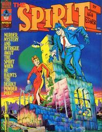 Cover Thumbnail for The Spirit (Warren, 1974 series) #2