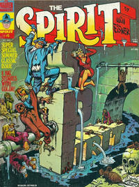 Cover for The Spirit (Warren, 1974 series) #4